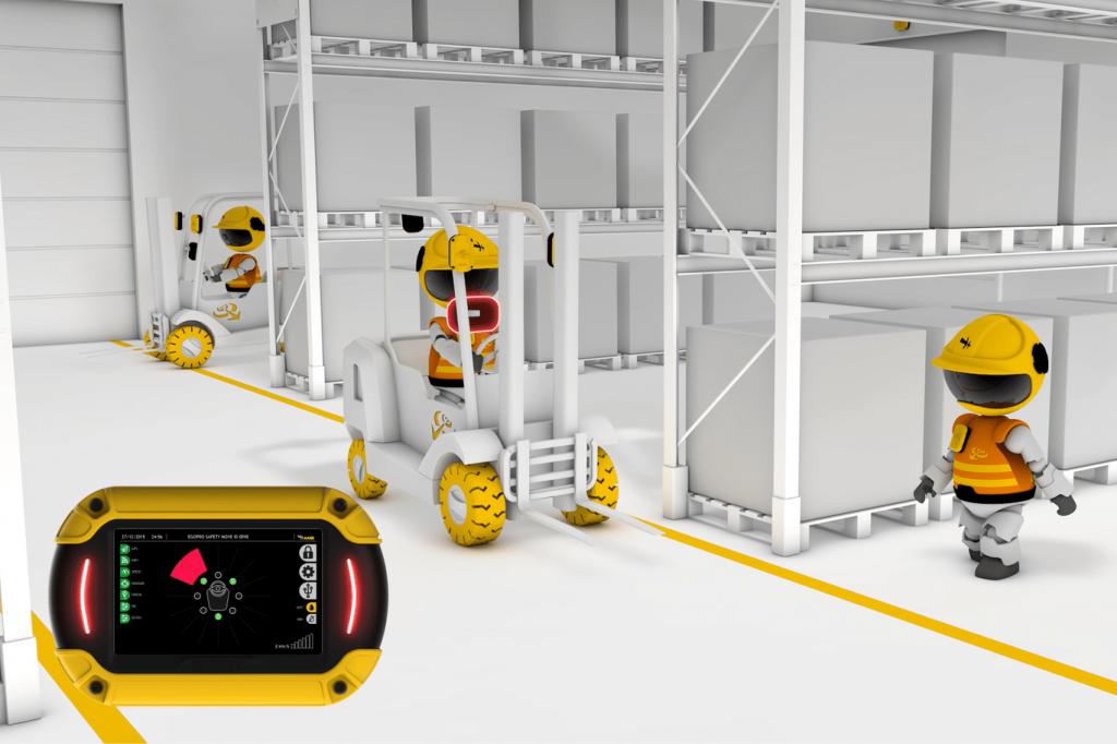 EGOpro Safe MOVE– Anticollisione Veicolo-Pedone